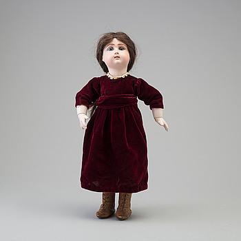 BISKVIDOCKA, Jullien Jeune, Frankrike, 1800-talets slut.