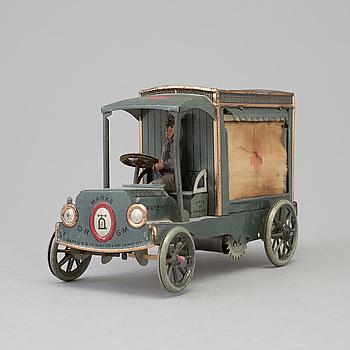 LEKSAK, ambulans, Lehmann, Tyskland, omkring 1918.