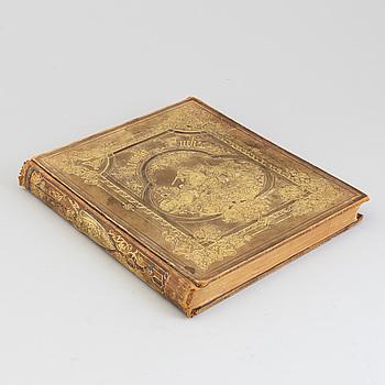 "BOK, ""Reineke Fuchs"", av Wofgand von Goethe, illustrerad av Wilhelm von Kaulbach, Stuttgart 1846."