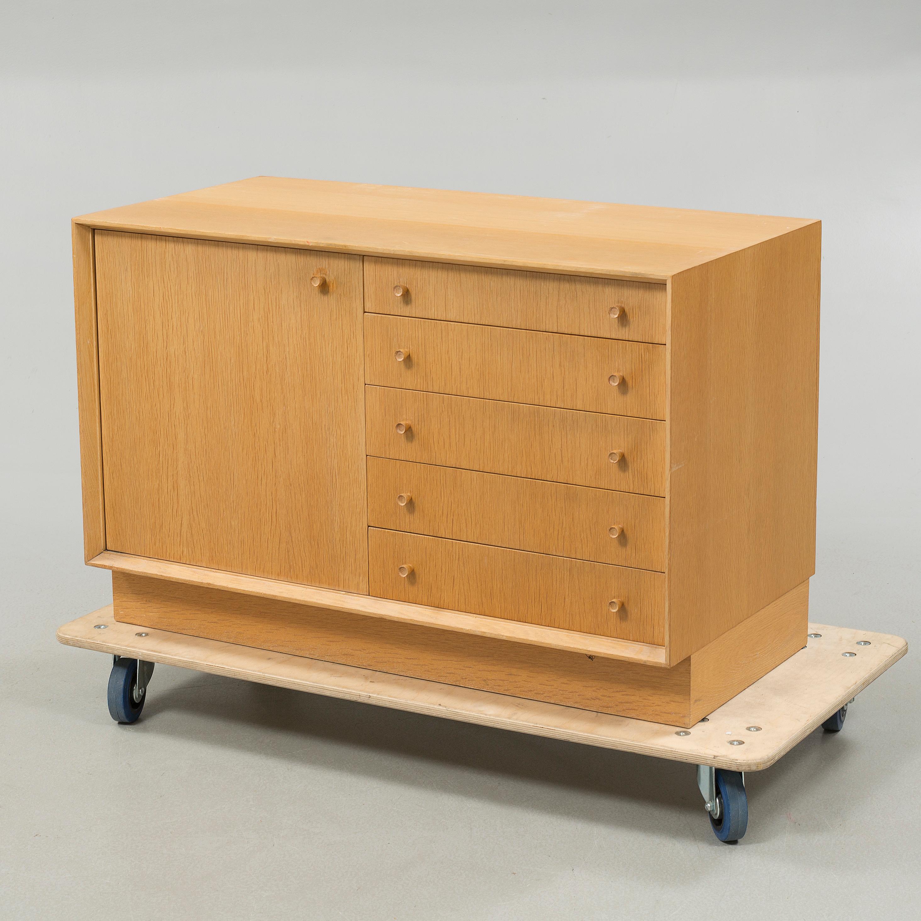 "A 1960s sideboard""Vistula"" by IKEA Bukowskis"