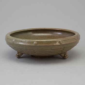 RÖKELSEKAR, porslin. Qingdynastin (1644-1912).