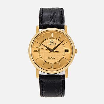 OMEGA, De Ville, Classic, wristwatch, 32,5 mm.