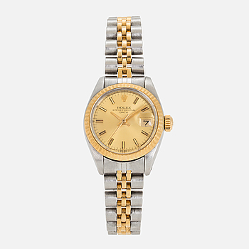 ROLEX, Oyster Perpetual Date, armbandsur, 26 mm.