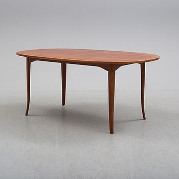 """CARL MALMSTEN, soffbord, """"Ovalen"""", 1900-talets andra hälft."""