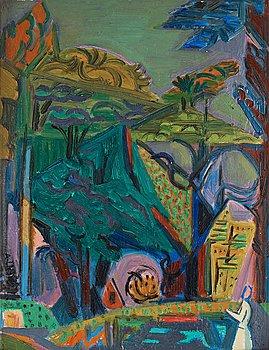 """407. André Lhote, """"Le Parc""""."""