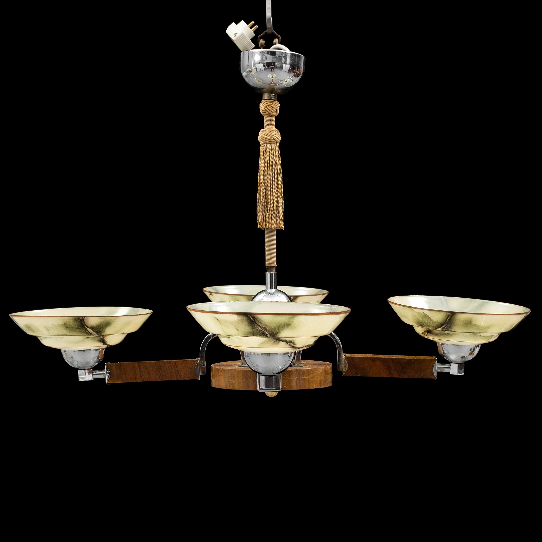 ceiling light product ceilings deveau wrought deco art jones iron circa