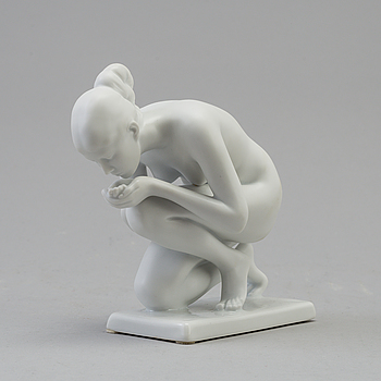 A Rosenthal porcelain figurine, Germany 1950s.