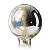 "Simon klenell, a unique ""mirror"" sculpture, blown by klenell, gustavsberg, sweden 2018."