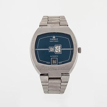 TISSOT, Newtimer, armbandsur, 39 x 39 (45) mm.