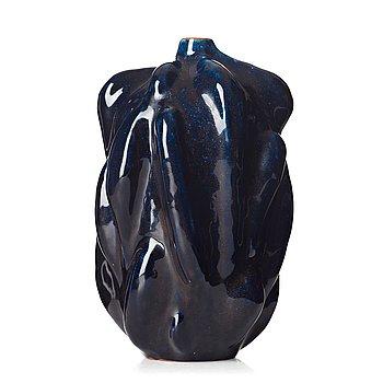 110. Axel Salto, a stoneware vase, Royal Copenhagen, Denmark 1958.