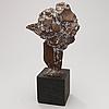Terho sakki, bronze, signed and dated  70