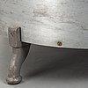 "Mats theselius, an ""aluminium"" easy chair, källemo, sweden post 1990."