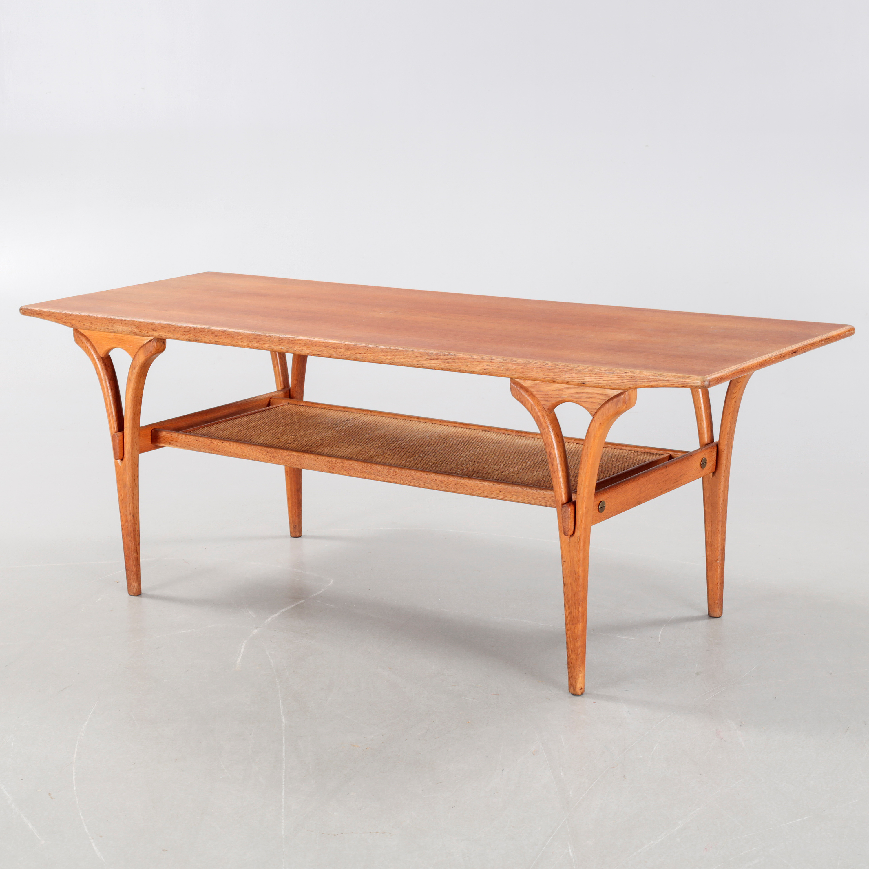 A 1950 60s Coffee Table By Birger Larsson For Bodafors