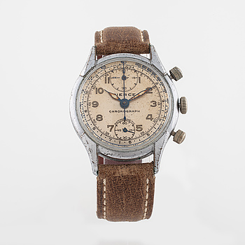PIERCE, armbandsur, kronograf, 37 mm.