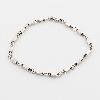 WIWEN NILSSON, armband, silver, Lund 1973,