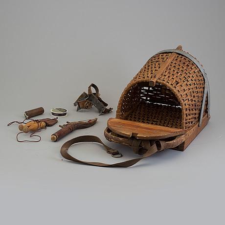 Fiskekont, 1900 talets första hälft