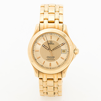 OMEGA, Seamaster, wristwatch, 36,5 mm.
