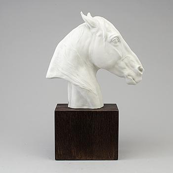 ALBERT HINRICH HUSSMANN, skulptur, porslin, Rosenthal.