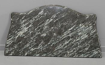 STONE TOP, rococo style, 20th century.