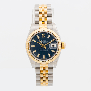 ROLEX, Oyster Perpetual, Datejust, armbandsur 26 mm,