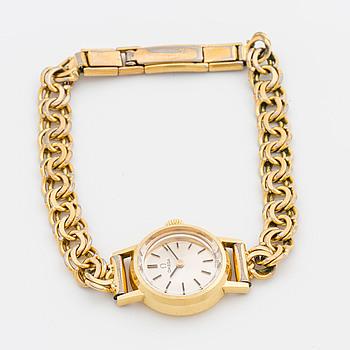 OMEGA, armbandsur, 19 mm,
