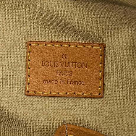 "A handbag ""deauville"", louis vuitton."