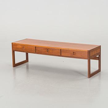 """ARNE WAHL IVERSEN, Underskåp / TV-bänk, """"Varié TV 2"""", Möbel-Ikea, modell formgiven 1960."""