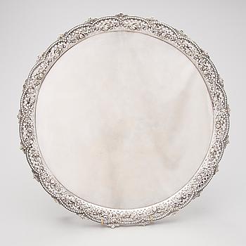 BRICKA, silver, London 1765.