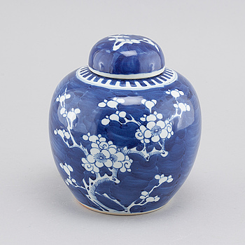 BOJAN, porslin, Kina, sen Qingdynasti (1644-1912).
