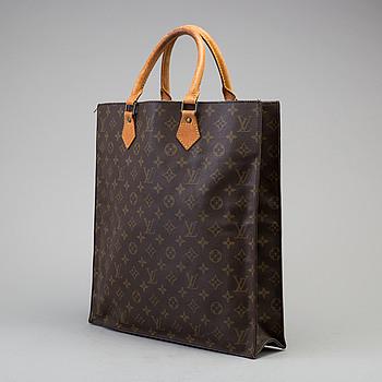"""LOUIS VUITTON, väska """"Sac Plât"""","""