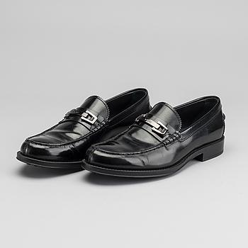 TOD'S, skor, ett par, storlek 7½,