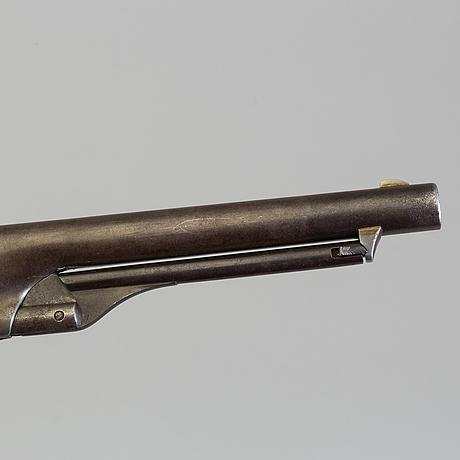 SlaglÅsrevolver, colt 1860 army