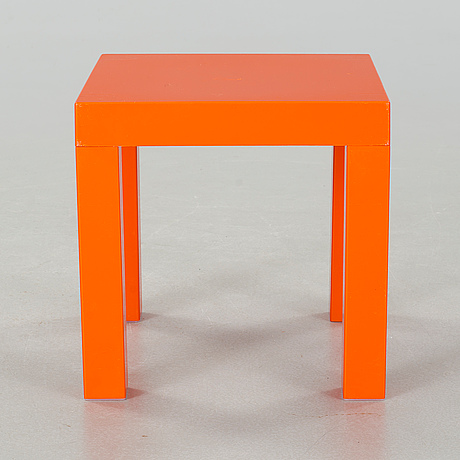 A 1970s sofa table by min in tranås