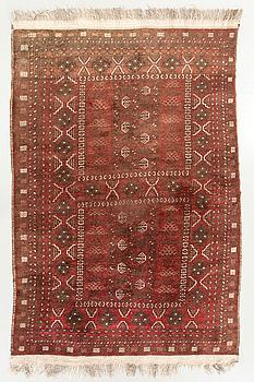 MATTA Afganistan/Ersari old, ca 240 x 160 cm.