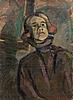 VÄinÖ kunnas, oil on canvas, signed.