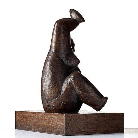 Henri laurens, femme à l'oiseau.