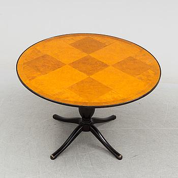 CARL MALMSTEN, salongsbord, Nordiska Kompaniet, 1932.