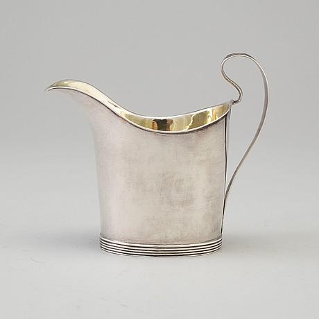 GrÄddkanna, silver, 1824