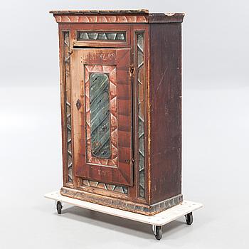 SKÅP, allmoge, daterad 1816.