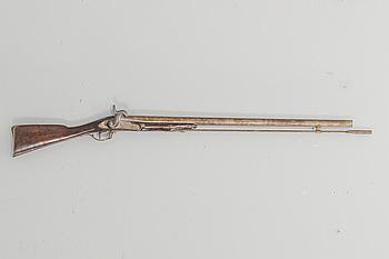 SLAGLÅSGEVÄR, Sverige m/1815-1849.