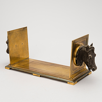 BOOK SUPPORT, bronze, Russia middel of the 19th century.