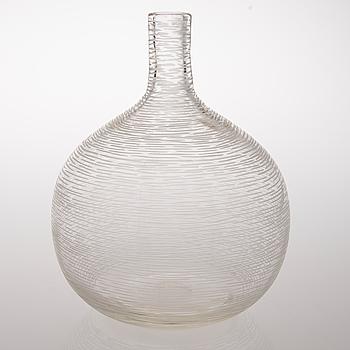 FLASKA, glas, 1900-talets senare hälft.