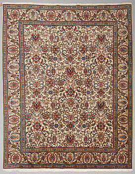 MATTA Täbris, sannolikt, ca 367 x 296 cm.