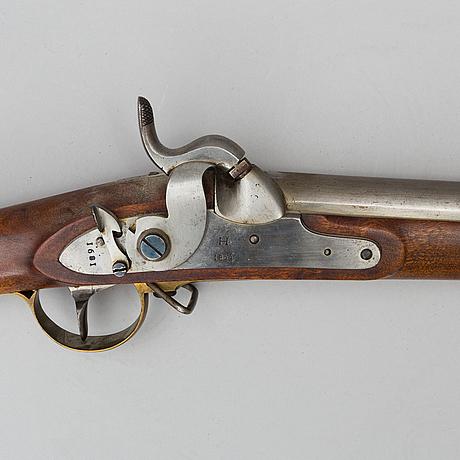 1845 54, huskvarna faktori 1855 med bajonett