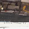 Lars lerin, watercolour, signed lars lerin and dated -91.