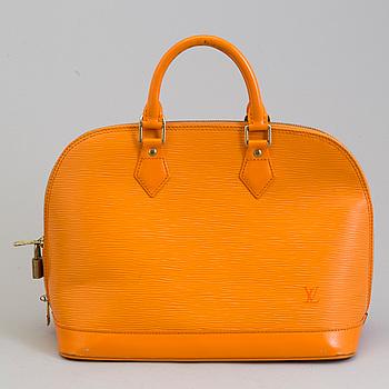 "LOUIS VUITTON, väska, ""Alma""."