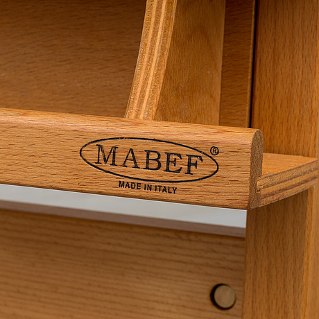 Two beech easle from mabef, italy, 1980's