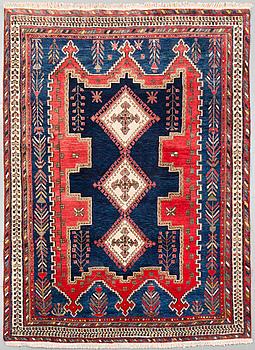 MATTA, Afshar, 218 x 161 cm.
