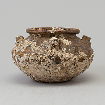 KRUKA, keramik. Mingdynastin (1368-1644).