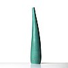 Carl-harry stålhane, a large stoneware vase, rörstrand, sweden 1940-50´s.